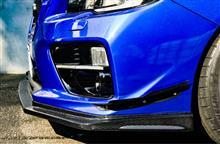 WRX STIAPR PERFORMANCE 2015 Subaru WRX STI Front Air Damの全体画像
