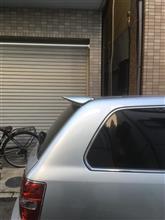 クラウンエステートトヨタ(純正) リヤスポイラーの全体画像