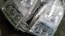キャラバンシルクロードメーカー不明 ワゴンRの加工ヘッドライトの単体画像