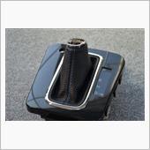 Leather Custom FIRST レヴォーグシフトブーツ本革カスタム