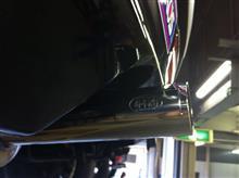 205 (ハッチバック)KAKIMOTO RACING / 柿本改 カスタムマフラーの全体画像