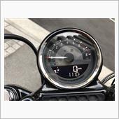 ハーレーダビッドソン(純正) コンビネーション・デジタルスピードメーター&アナログタコメーター&フューエルセンサー