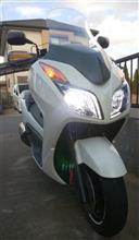 フォルツァSi不明 bridgelux製チップ搭載LEDヘッドライトH4(hi-Lo)36Wの単体画像