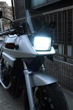 GSX250S KATANA (カタナ)メーカー・ブランド不明 HIDヘッドライトの単体画像