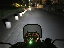 GSX250S KATANA (カタナ)メーカー・ブランド不明 HIDヘッドライトの全体画像