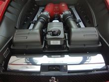 フェラーリ F430 (クーペ)Kreissieg F1サウンド バルブトロニック エキゾーストシステムの全体画像