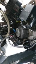 CBR400RRSphere Light スフィアLED RIZING H4 5500Kの全体画像
