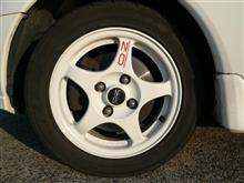ミラージュアスティ三菱自動車(純正) OZ Racingの単体画像