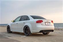 RS4 (セダン)RAYS VOLK RACING VOLK RACING G50の全体画像