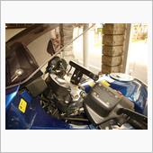 DAYTONA(バイク) 200-CAR011 iPhone・スマートフォン車載ホルダー(USB充電ポート付)