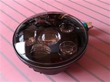 ビークロスメーカー・ブランド不明 LEDヘッドライト 5.75インチの単体画像