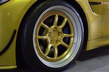 M4 クーペneutrale wheels SS4track spec 3pの単体画像