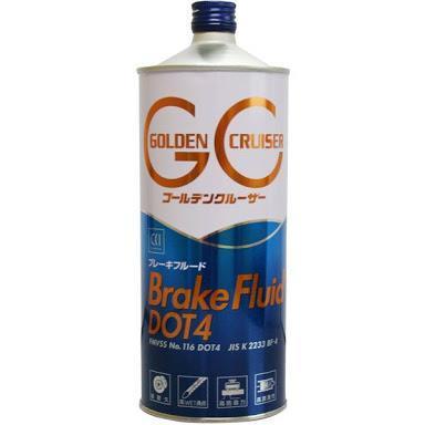 CCI ゴールデンクルーザー ブレーキフルード DOT4