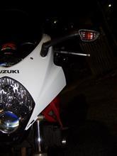 バンディット250スズキ(純正) GSX-R1000(K7)顔面移植の単体画像