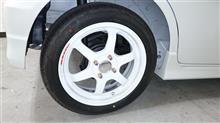 ワゴンRスティングレーハイブリッドRAYS VOLK RACING TE37 KCR REDOT Editionの単体画像