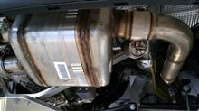 718 ケイマン純正スポーツエキゾースト 純正スポーツエキゾーストの単体画像
