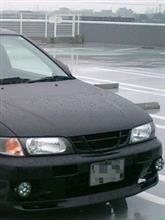 パルサーセリエS-RV日産(純正) R32 フロントスポイラーの単体画像