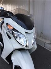 スカイウェイブ250 タイプSNIGHT EYE LEDヘッドライトH4の単体画像