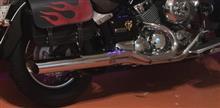 ドラッグスタークラシック400ケンテック 2in1ローライダーの全体画像