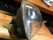 チョイノリスズキ レッツ4 パレット ヘッドライトの全体画像