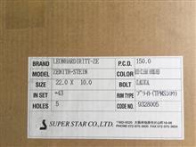 ランドクルーザー 200SUPER STAR LEONHARDIRITT  ZENITH  STEINの全体画像