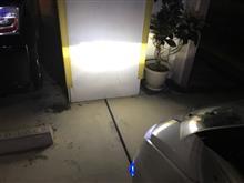 マジェステイ4d9クロライト バイク用H7 LEDヘッドライトバルブ(型式:GLN-H7) LEDヘッドライトの全体画像