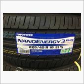 TOYO TIRES NANOENERGY 3 PLUS 225/45R18