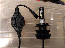 バンディット250VGTX LEDヘッドライト テンプルナイト H4の単体画像