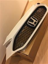 シャトルModulo / Honda Access フロントグリルの単体画像