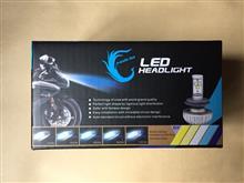 CRM250Re-auto-fun LEDヘッドライトH4の単体画像
