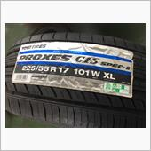 TOYO TIRES PROXES C1S 225/55R17