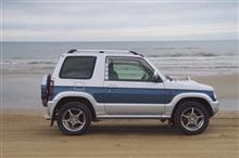 パジェロミニ三菱自動車(純正) ランサーセディアワゴン用ホイールの全体画像