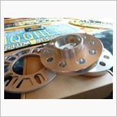 メーカー・ブランド不明 ベンツ 5穴 PCD112 15mm M12/M14対応 ハブ内径66.5mm ハブリング付 ワイド スペーサー