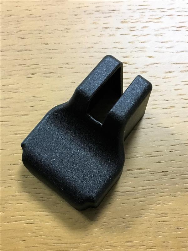 メーカー・ブランド不明 マツダ専用 ドアヒンジ 保護ストッパー カバー 4個set
