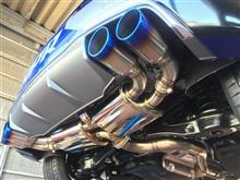 TTSirom-tuning Exhaust systemの全体画像