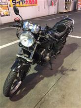 ジェイド(バイク)MARCHAL/マーシャル マーシャル889ドライビングランプ180φ クリアレンズの全体画像