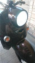 ビーノe-auto fun LEDヘッドライト ホワイト H4の全体画像