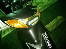 JOG CV50ASTRO PRODUCTS 18W LEDスポットビーム ワークライトの全体画像