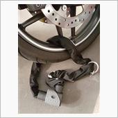 URBAN Hi-Tech CHAIN LOCK [ 10K120 ]