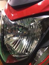 GSX-S750 ABSプロテック LEDヘッドライトバルブの単体画像