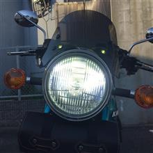 エストレヤSphere Light スフィアLED RIZING H4 5500Kの単体画像