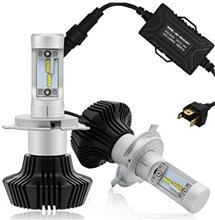 ジーマックスAutofeel  Ledヘッドライトバルブ H4  6500K 8000LM の単体画像