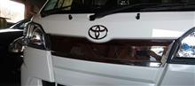 ピクシス トラック BRIGHTZ フロントメッキグリルの単体画像