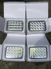 シェビーバン不明 LED ヘッドライトの単体画像