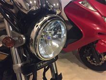 ゼファーχRAYBRIG / スタンレー電気 マルチリフレクターヘッドライト ブルータイプ / FH04の単体画像
