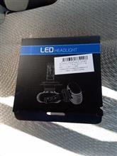 フレアワゴンメーカー・ブランド不明 H4 LEDバルブ 切替タイプの単体画像