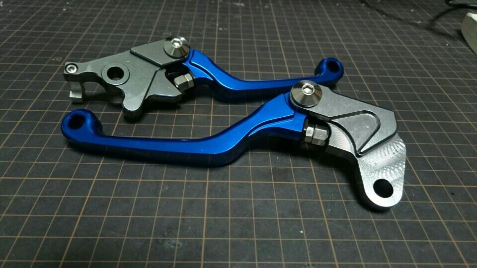 中華製 ブレーキ/クラッチレバー