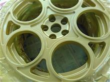 GTVSEIJYO ヴァレンテ 鍛造1ピースホイール の全体画像