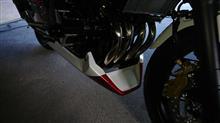 CB400 SUPER BOL D'OR (スーパーボルドール)MOTO ZOOM CB400 アンダーカウルの全体画像