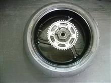 GSX-R1000スズキ(純正) スズキ純正アルミホイールの全体画像